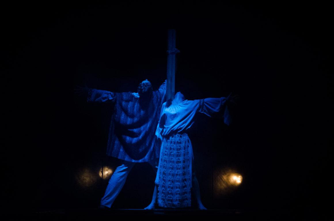 Камінний хрест