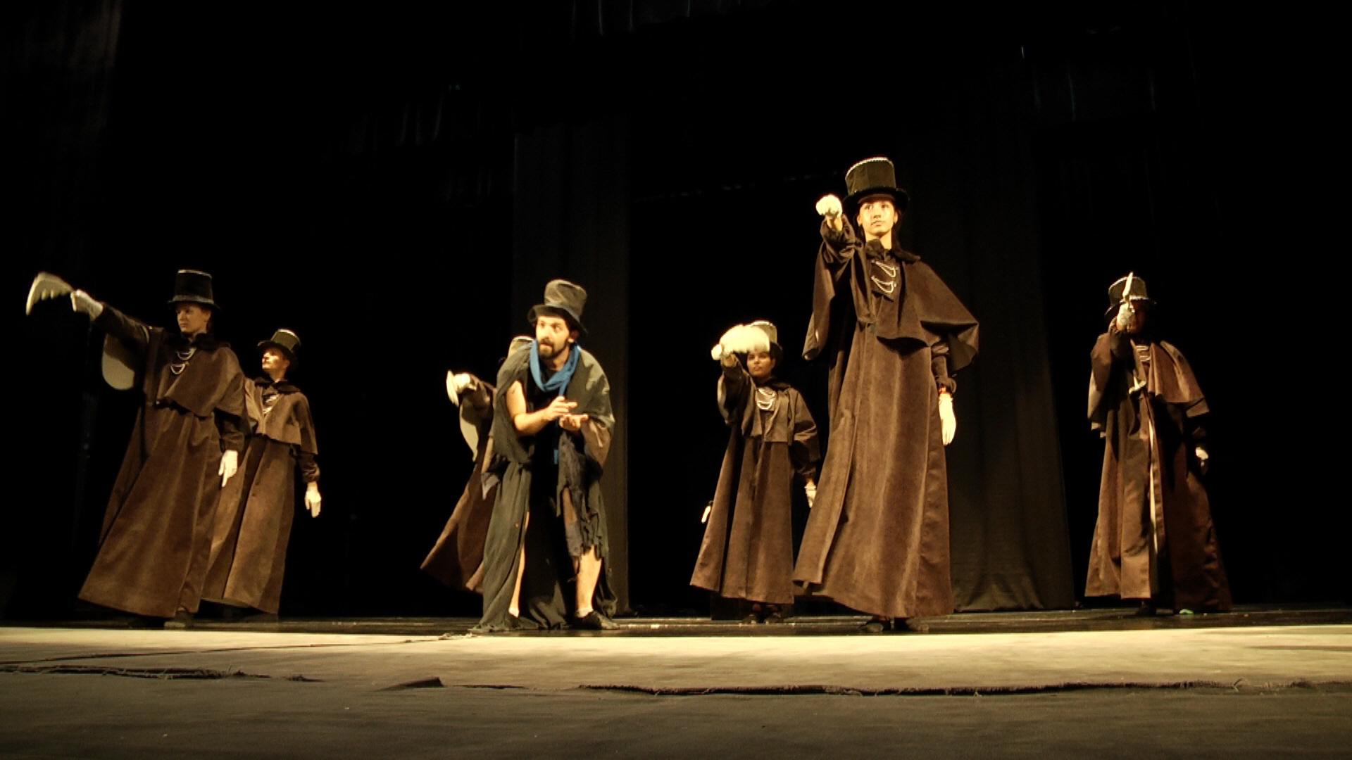 Театр «Академія руху» розпочинає 28-й театральний сезон!
